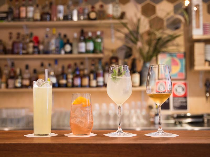 The Godstone Hotel Bar